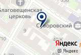 «ФОБИЯ» на Яндекс карте Санкт-Петербурга