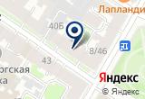 «ЭХО МОСКВЫ В ПЕТЕРБУРГЕ 91.5 FM» на Яндекс карте Санкт-Петербурга