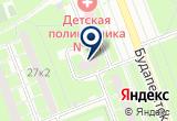 «Цветошар СПб» на Яндекс карте Санкт-Петербурга