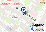 «ЭкоГрад» на Яндекс карте Санкт-Петербурга