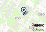 «Железная мебель, ООО» на Яндекс карте Санкт-Петербурга