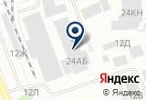 "«СТО ""АВ Групп""» на Яндекс карте Санкт-Петербурга"