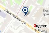 «Цветочная мастерская BOUQUET» на Яндекс карте Санкт-Петербурга