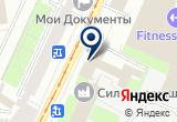 «Силовые машины» на Яндекс карте Санкт-Петербурга