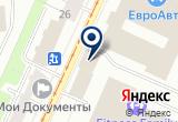 «Энергия-Сервис, ЗАО, торгово-сервисная компания» на Яндекс карте Санкт-Петербурга