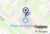 «Наша оптика - Пушкин» на Яндекс карте Санкт-Петербурга