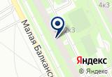 «ЭлектроСервис, монтажная компания» на Яндекс карте Санкт-Петербурга