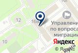 «Южный двор» на Яндекс карте Санкт-Петербурга