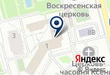 «Шушары (производственный кооператив)» на Яндекс карте Санкт-Петербурга