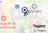 «ТЕХНОСТРОМ СЕРВИС» на Яндекс карте Санкт-Петербурга