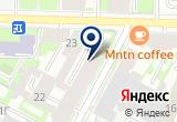 «Солтекс, ООО» на Яндекс карте Санкт-Петербурга
