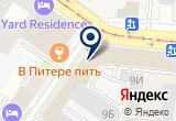 «Spb-pyaten.net» на Яндекс карте Санкт-Петербурга
