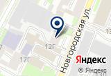 «Тентрос, ООО» на Яндекс карте Санкт-Петербурга