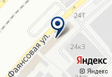«СПбСкрепка» на Яндекс карте Санкт-Петербурга