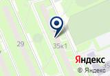 «Marie de Melon» на Яндекс карте Санкт-Петербурга