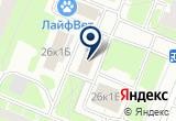 «СовременныйЦентрСтроительства, ООО» на Яндекс карте Санкт-Петербурга