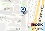 «ЭЛТА ЗАО» на Яндекс карте Санкт-Петербурга