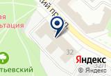 «ФОНКОМ ООО» на Яндекс карте Санкт-Петербурга