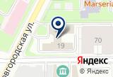 «ЭФЭСК, группа компаний» на Яндекс карте Санкт-Петербурга