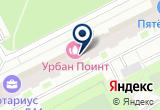 «Экрос, ООО» на Яндекс карте Санкт-Петербурга