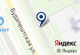 «Центр капитал» на Яндекс карте Санкт-Петербурга
