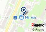 «ТД ПРОМИНСТРУМЕНТ» на Яндекс карте Санкт-Петербурга