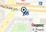 «Левша, торговая компания» на Яндекс карте