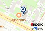 «Ямамото» на Яндекс карте Санкт-Петербурга