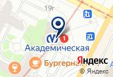 «Частная лицо» на Яндекс карте Санкт-Петербурга