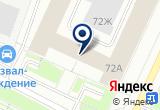 «Фундаменты Петербурга, компания» на Яндекс карте