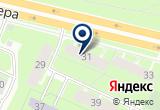 «СевЗапКино» на Яндекс карте Санкт-Петербурга