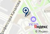 «Faktura» на Яндекс карте Санкт-Петербурга
