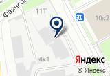 «ООО Промстройтехнология Спб» на Яндекс карте Санкт-Петербурга