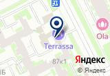 «СТРОЙТРЕСТ-ОКНА» на Яндекс карте Санкт-Петербурга