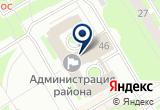 «СТУДИЯ КАБЕЛЬНОГО ТЕЛЕВИДЕНИЯ ФРУНЗЕНСКОГО РАЙОНА ГУ» на Яндекс карте Санкт-Петербурга