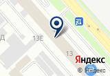 «АННА» на Яндекс карте Санкт-Петербурга