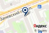 «Термобалт-К» на Яндекс карте Санкт-Петербурга