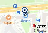 «ЮСТА» на Яндекс карте Санкт-Петербурга