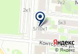 «Газсервис» на Яндекс карте Санкт-Петербурга