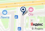 «Частный дом престарелых Самые близкие» на Яндекс карте Санкт-Петербурга