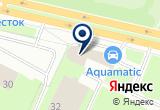 «BrandAuto» на Яндекс карте Санкт-Петербурга