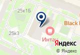 «МедЭксперт» на Яндекс карте Санкт-Петербурга