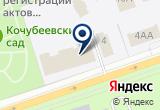 «Первый пограничный кадетский корпус» на Яндекс карте Санкт-Петербурга