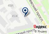 «ФРЕГАТ-МАРИЯ ТОРГОВО-ШВЕЙНОЕ ПРЕДПРИЯТИЕ ООО» на Яндекс карте Санкт-Петербурга