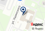 «Страховое агентство» на Яндекс карте Санкт-Петербурга