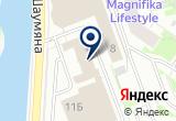 «Шаумяна 10» на Яндекс карте Санкт-Петербурга