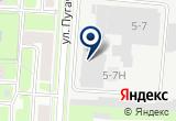 «Ликей» на Яндекс карте Санкт-Петербурга