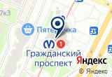 «ТК Неруд.м, ООО» на Яндекс карте Санкт-Петербурга
