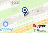 «Формула Интерьера, ООО» на Яндекс карте Санкт-Петербурга