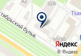 """«Рекламное агентство """"ФИЕСТА""""» на Яндекс карте Санкт-Петербурга"""